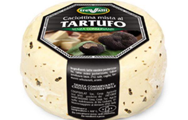 Caciotta al Tartufo